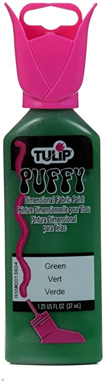 Tulip Puffy Green