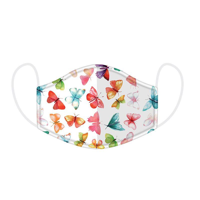 Mondkapje - Butterfly