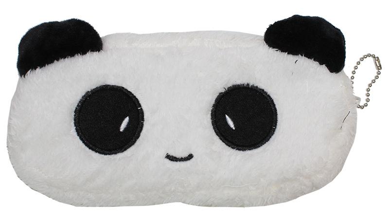 Etui plushie panda