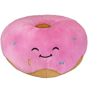 Squishable - 15 inch / 38cm Pink Donut