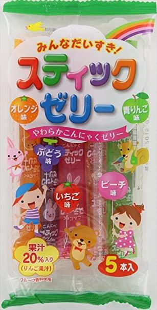 Minna Daisuki Jelly Sticks