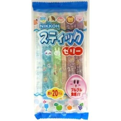 Japan Nikkoh Jelly Sticks