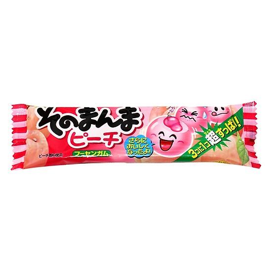 Sonomamma Bubble Gum - Peach (kauwgum roulette!)