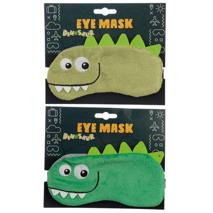 Slaapmasker Dino