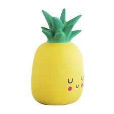 Light Kawaii Pineapple - 13 cm