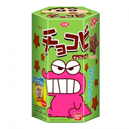 ShinChan Chocolate Corn
