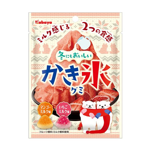Kabaya Kakigori Shaved Ice Gummy