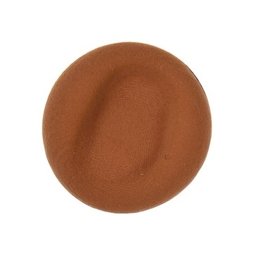 Fluffy clay - brown - air dry