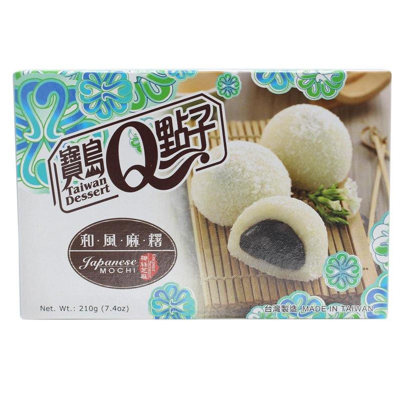 Mochi Coconut Sesame Flavour