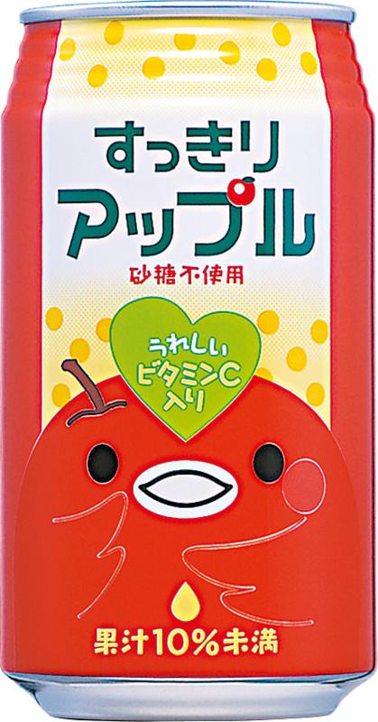 Tominaga Kobe Kyoryuchi Sukkiri Apple Can