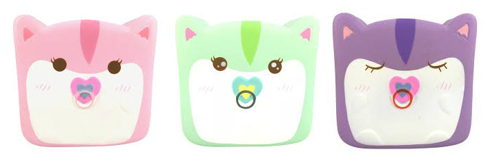 Squishy Tofu Poli Baby - Pick one