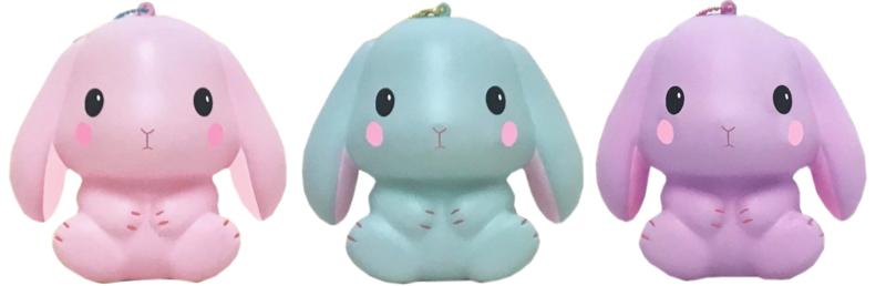 Squishy Amuse Loppy Bunny