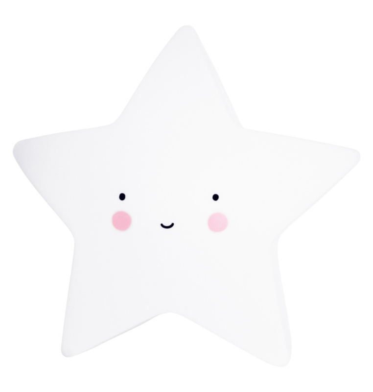 Mini Star Light - White