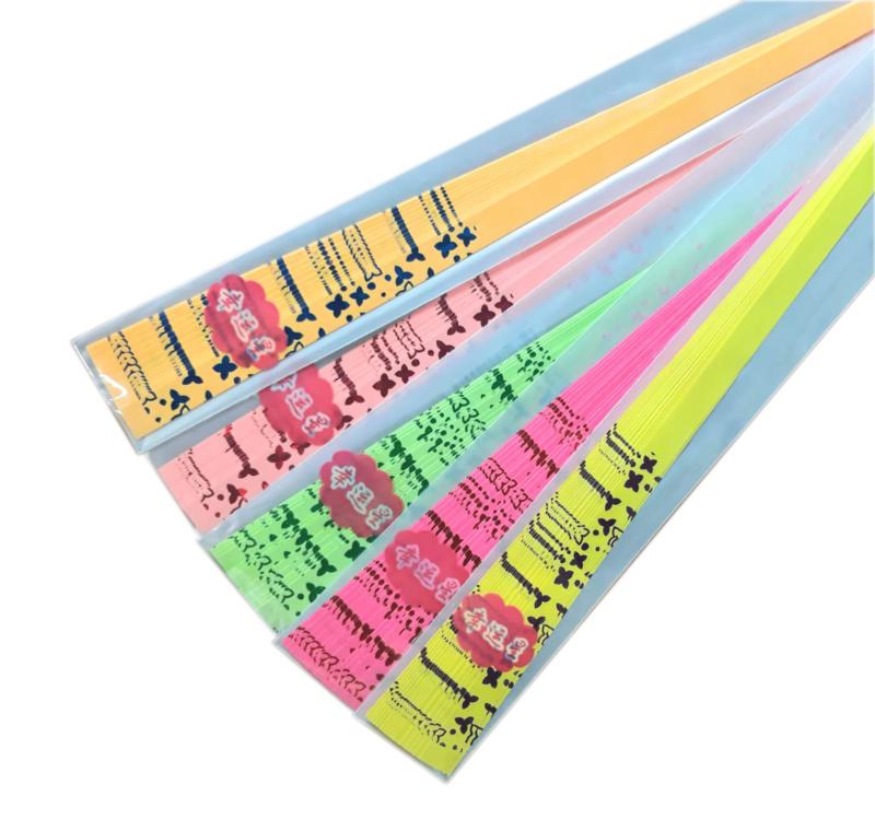Lucky Star papier Neon Blumen