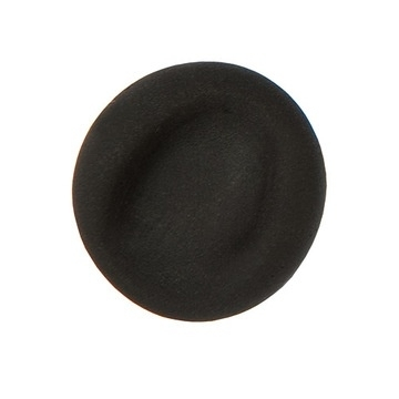 Fluffy clay - black - air dry