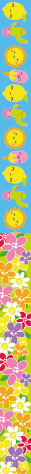 MostCutest.nl Kawaii Lucky Star Papier - Summer