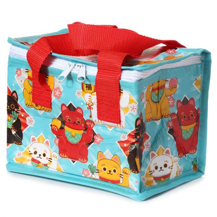Cooling bag Maneki Neko