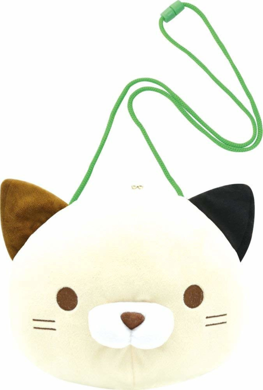 Plush Shoulderbag Mikemura-San