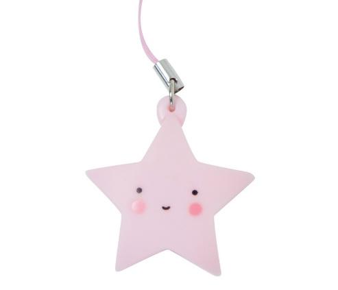 Charm Star Pink