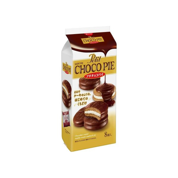 LOTTE Petit Choco Pie