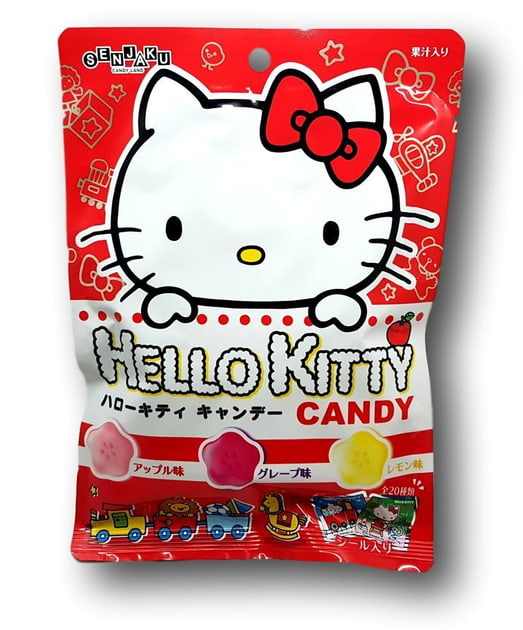 Hello Kitty Colorful Candy