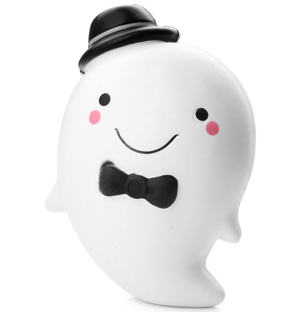 Squishy Happy Ghost