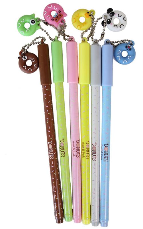 Pen Animal donut charm - Kies je kleur