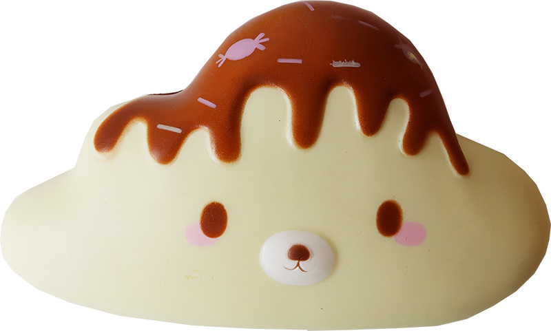 Squishy YummiiBubu The Cloud Chocolate