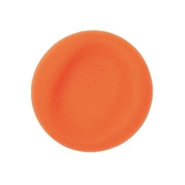 Fluffy klei - oranje - air dry