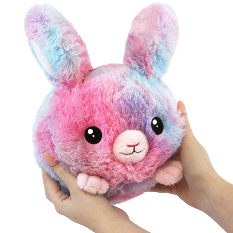 Squishable - 7 inch Cotton Candy Bunny