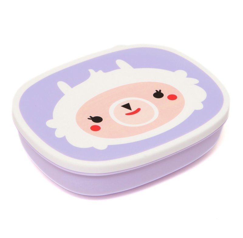 Lunchbox Alpaca