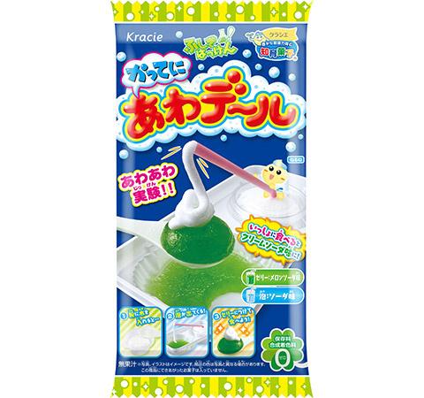 Popin Cookin Fushigi Hakken! Awa De-ru Melon Soda
