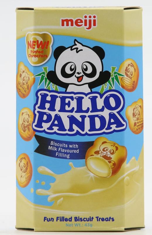 Hello Panda Cookies - Milk
