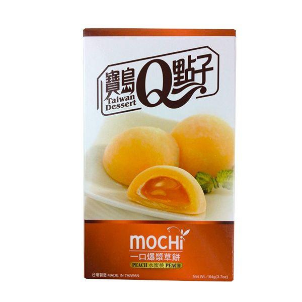 Mochi Peach Flavour