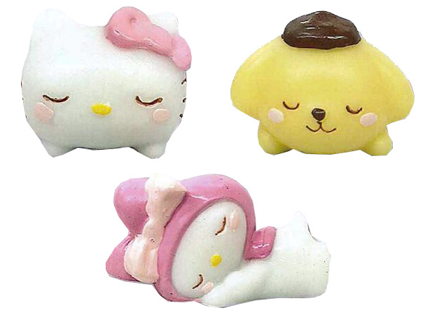 Stretchy Jelly Squishy Sanrio Characters