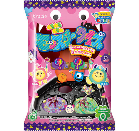 Popin Cookin Neru Neru Monster Quiz