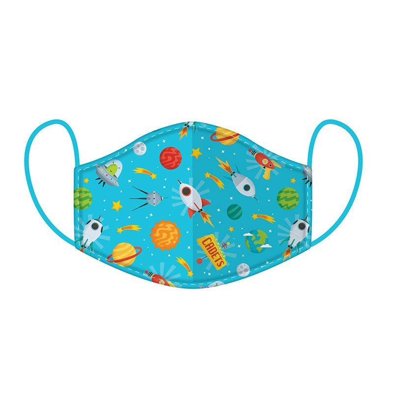 KIDS Facemask - Space