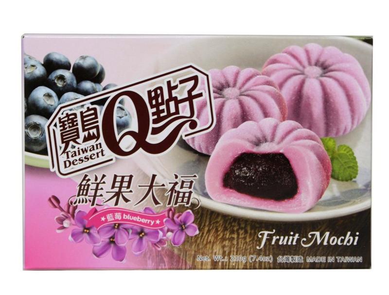 Fruit Mochi Blaubeergeschmack