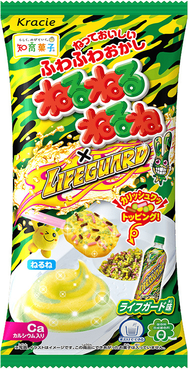 Popin Cookin Neru Neru LifeGuard (Energy Drink Taste)