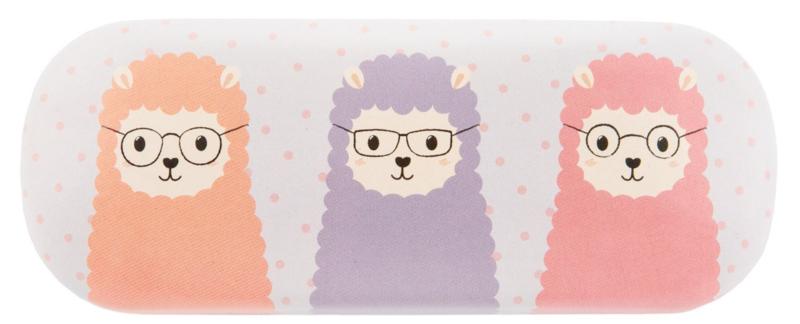 Brillenkoker Alpaca