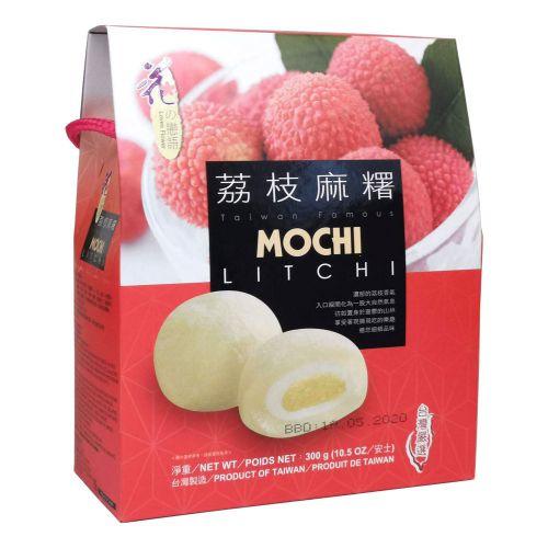 Mochi Litchi - uitdeelverpakking (20 mini's)