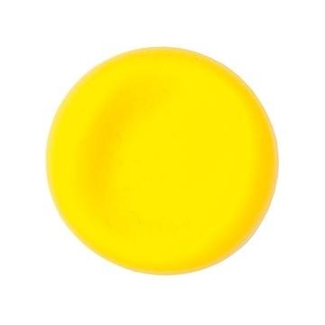 Fluffy klei - geel - air dry
