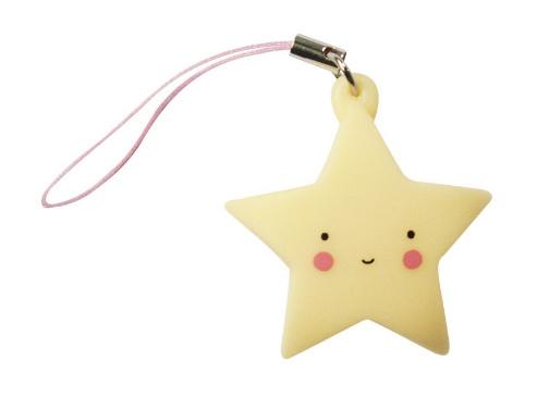 Charm Star Yellow
