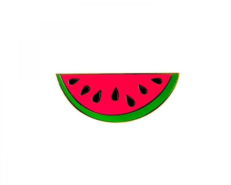 Emaille-Stift Wassermelone