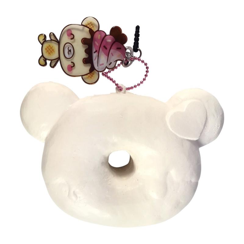 Yummiibear Deco Donut - DIY squishy!