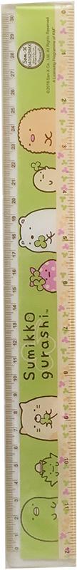 Lineaal Sumikkogurashi 30 cm