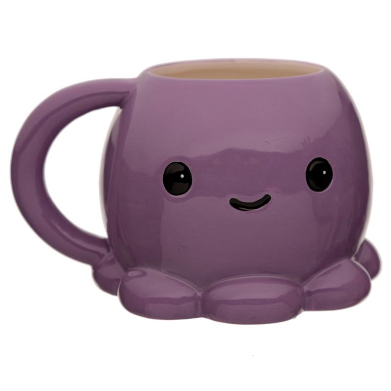 Kawaii Octopus mug