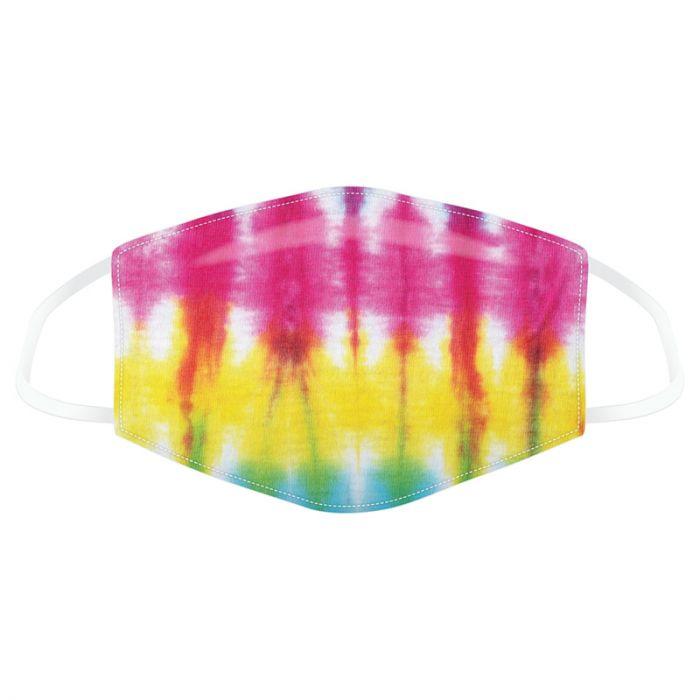 Mondkapje - Tie Dye Rainbow