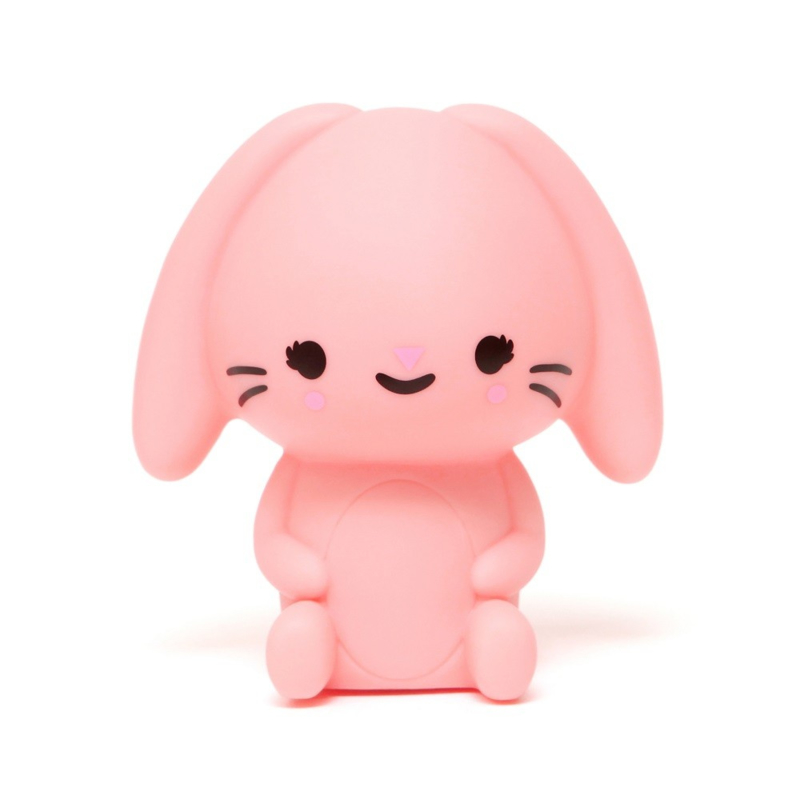 Bunny Night Light - Pink