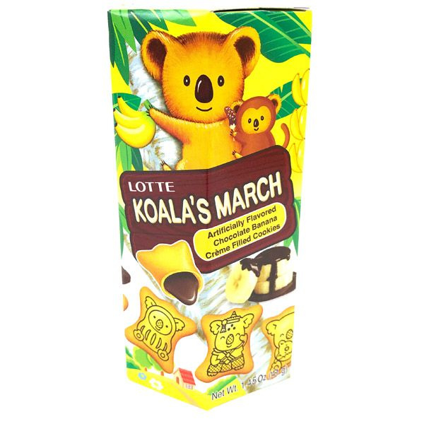 Koala no march Cookies - Choco banana